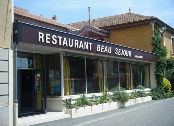 Restaurant beauséjour