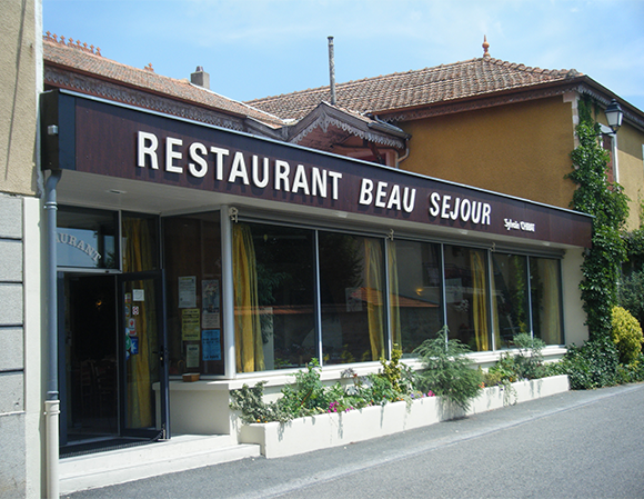 Restaurant beauséjour